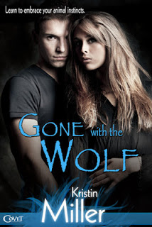 Review: Gone with the Wolf by Kristin Miller