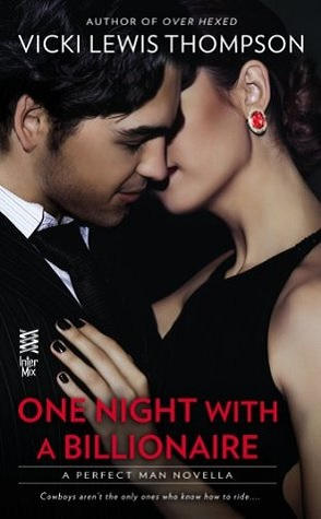 Guest Review: One Night With A Billionaire by Vicki Lewis Thompson