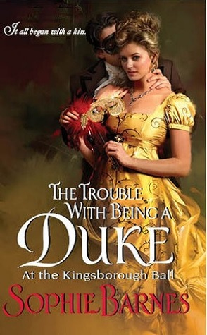 Guest Review:  The Trouble With Being a Duke by Sophie Barnes