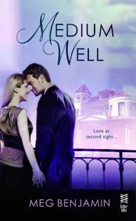 #DFRAT Excerpt and Giveaway: Medium Well by Meg Benjamin