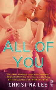 Guest Review: All of You by Christina Lee