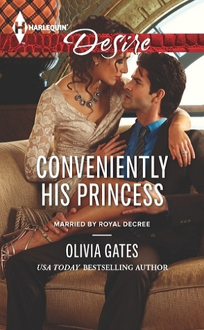 Guest Review: Conveniently His Princess by Olivia Gates
