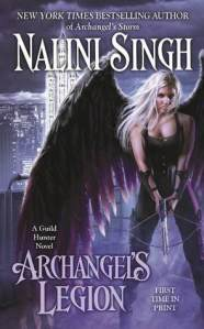 Guest Review: Archangel's Legion by Nalini Singh