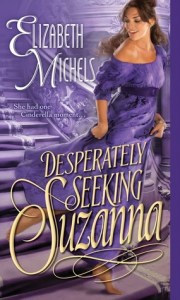Guest Review: Desperately Seeking Suzanna by Elizabeth Michels