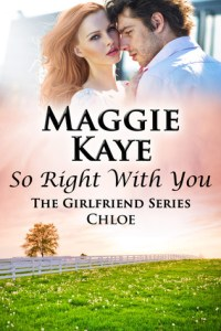 Guest Review: So Right With You by Maggie Kaye
