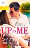 Up to Me by Christi Barth