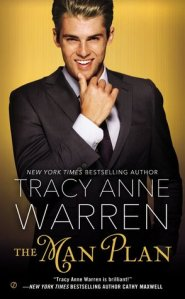 Guest Review: The  Man Plan by Tracy Anne Warren