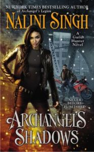 Guest Review: Archangel's Shadows by Nalini Singh