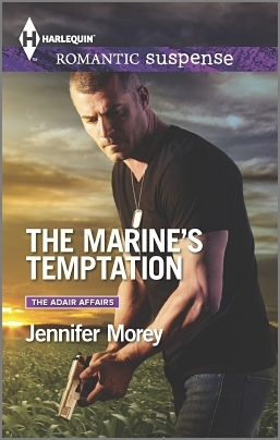 Guest Review: The Marine's Temptation by Jennifer Morey