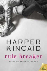 Guest Review: Rule Breaker by Harper Kincaid