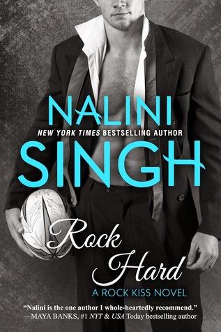 Review: Rock Hard by Nalini Singh