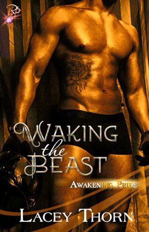 Review: Waking the Beast by Lacey Thorn