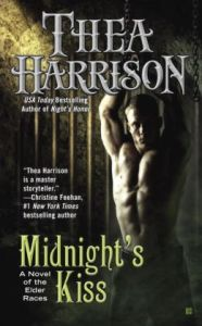 Guest Review: Midnight's Kiss by Thea Harrison