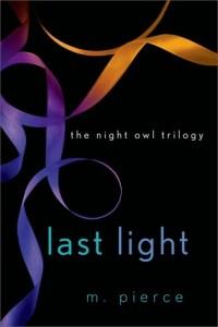 Guest Review: Last Light by M. Pierce