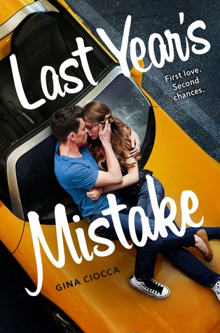 Review: Last Year's Mistake by Gina Ciocca