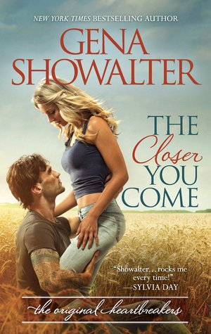 Guest Review: The Closer You Come by Gena Showalter