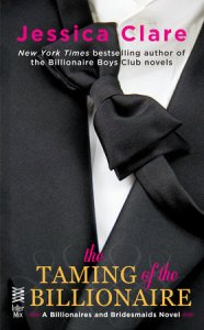 Guest Review: The Taming of the Billionaire by Jessica Clare