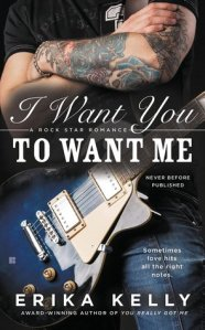Guest Review: I Want You to Want Me by Erika Kelly