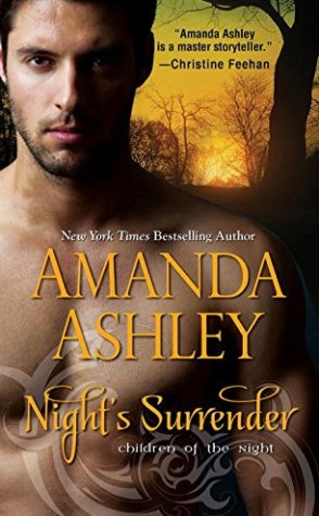 Review: Night's Surrender by Amanda Ashley