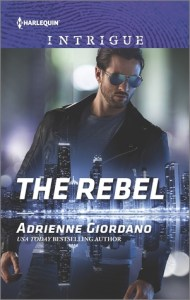Guest Review: The Rebel by Adrienne Giordano