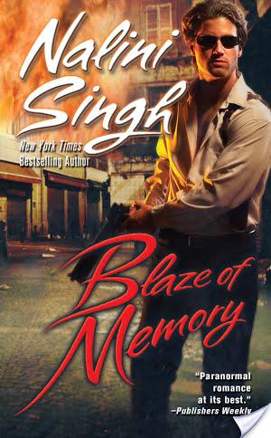Review: Blaze of Memory by Nalini Singh