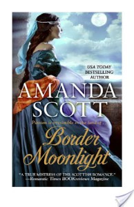 Guest Review: Border Moonlight by Amanda Scott