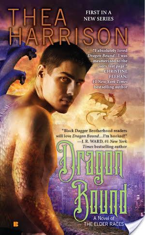 Sunday Spotlight: Dragon Bound by Thea Harrison