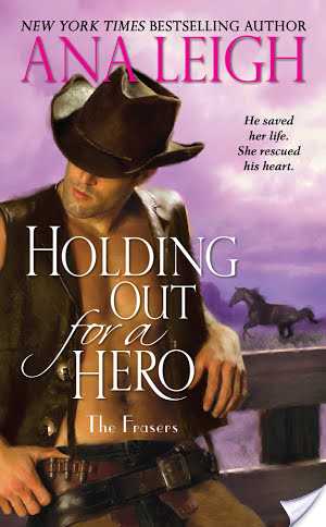 Guest Review: Holding Out for a Hero by Ana Leigh