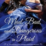 Mad, Bad, and Dangerous in Plaid by Suzanne Enoch Book Cover
