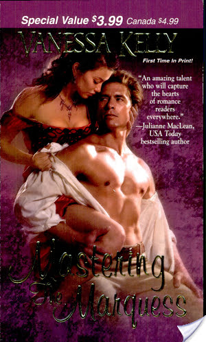 Guest Review: Mastering the Marquess by Vanessa Kelly
