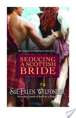 Guest Review: Seducing A Scottish Bride by Sue-Ellen Welfonder