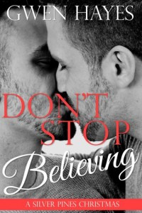 Guest Review: Don't Stop Believing by Gwen Hayes
