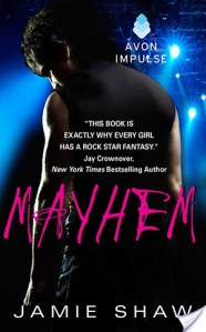 Guest Review: Mayhem by Jamie Shaw