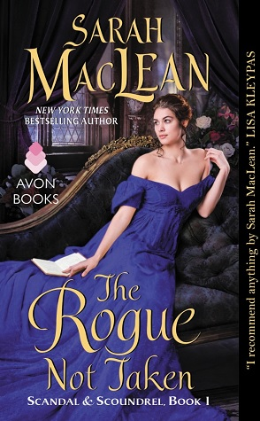 Review: The Rogue Not Taken by Sarah MacLean