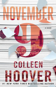 Reading #November9 (+ a Giveaway!) by Colleen Hoover