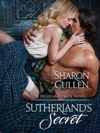 Guest Review: Sutherland's Secret by Sharon Cullen
