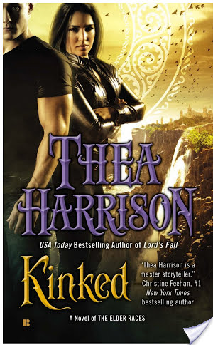 Review (+ a Giveaway): Kinked by Thea Harrison