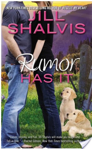 Review (+ a Giveaway): Rumor Has It by Jill Shalvis