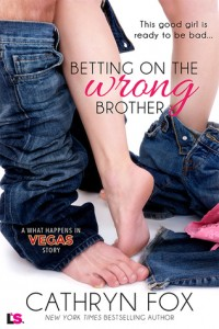 Guest Review: Betting on the Wrong Brother by Cathryn Fox