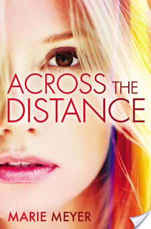 Guest Review: Across the Distance by Marie Meyer