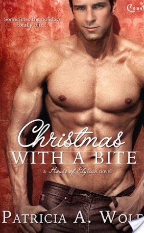 Guest Review: Christmas with a Bite by Patricia A. Wolf