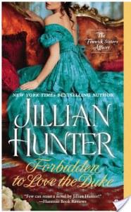 Guest Review: Forbidden to Love the Duke by Jillian Hunter