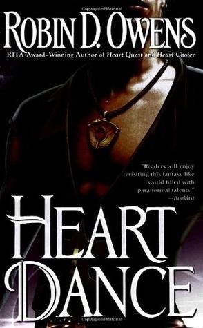 Lightning Review: Heart Dance by Robin D. Owens