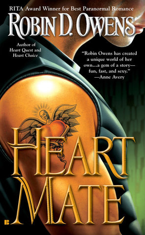 Series Review: Celta's HeartMates by Robin D. Owens