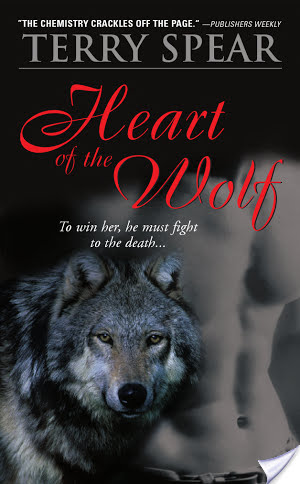 Review: Heart of the Wolf by Terry Spear
