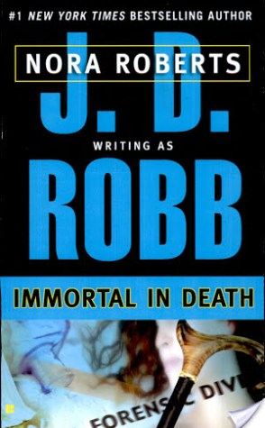 Lightning Review: Immortal in Death by J.D. Robb