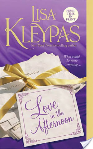 Sunday Spotlight: Love in the Afternoon by Lisa Kleypas