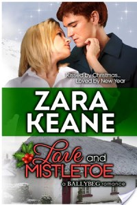 Guest Review: Love and Mistletoe by Zara Keane