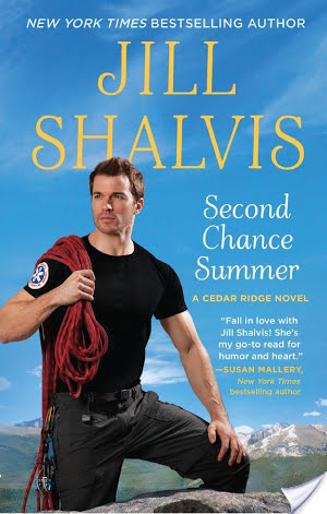 Guest Review: Second Chance Summer by Jill Shalvis
