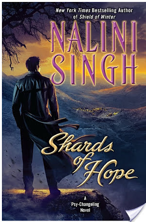 Review: Shards of Hope by Nalini Singh
